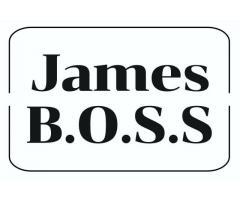 JAMES B.O.S.S